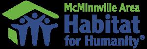McMinnville Habitat for Humanity Logo