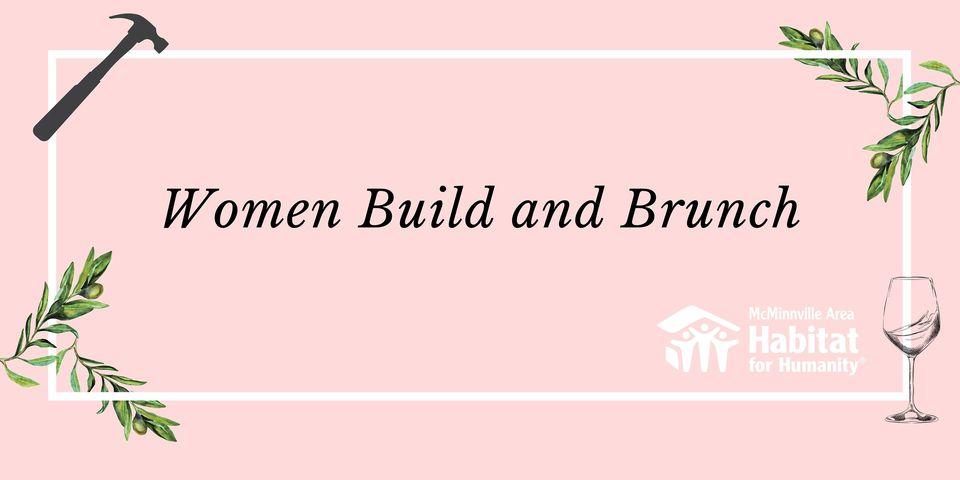 Mac Habitat for Humanity Women Build